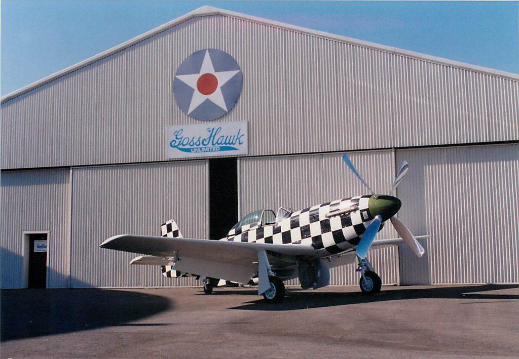 Bardahl II P-51 completed