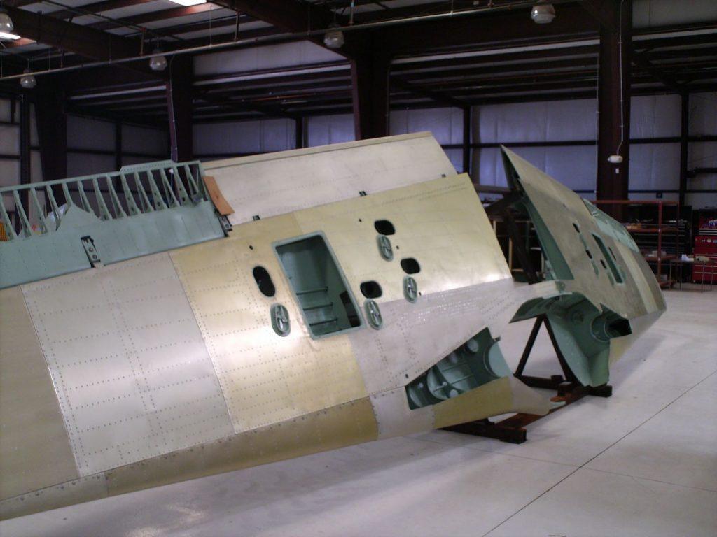 Flug Werk wing