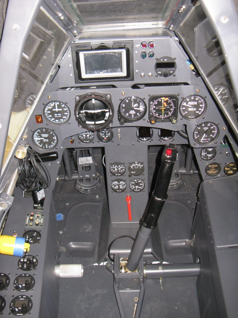 Cockpit complete