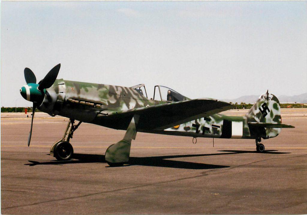 Focke-Wulf Fw 190D-13/R11