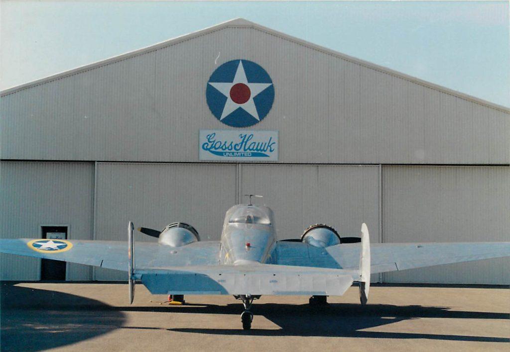 Beech AT-11