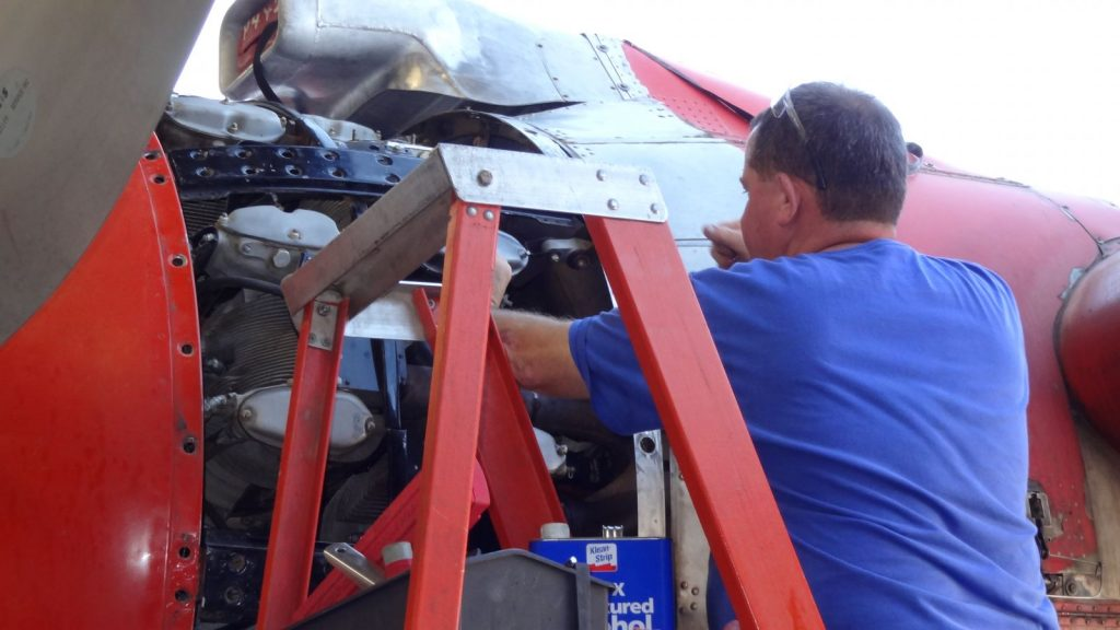 Removing rocker arm covers, to remove cylinders
