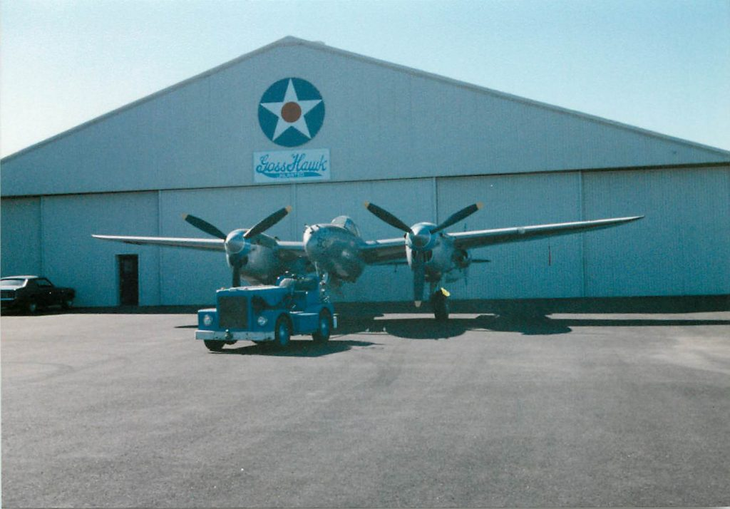 Lockheed P-38L