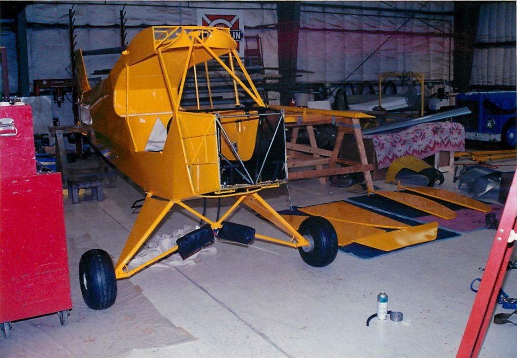 Assembling cockpit