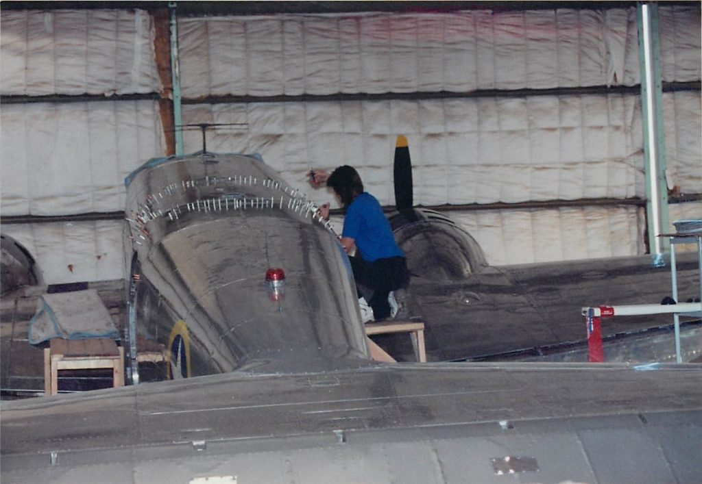 Preparation for turret installation