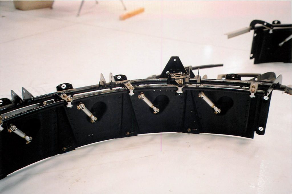 Fabrication of cowl flap unit