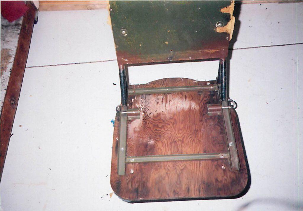 Original seat