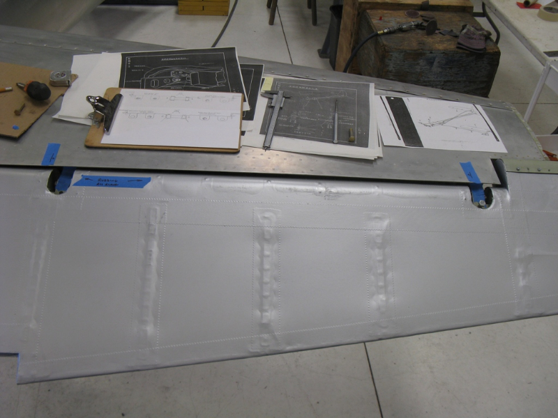 Fitting elevators to horizontal stabilizer