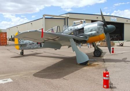 Flug Werk 190A-8/N